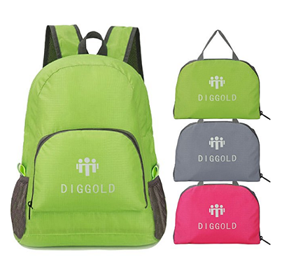 Foldable Backpack Packable