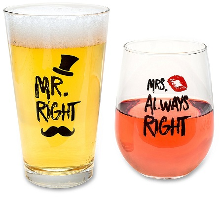 Funny Glass Combo