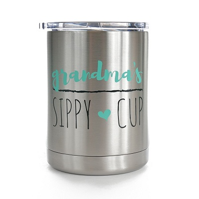 Grandma's Sippy Cup Lowball