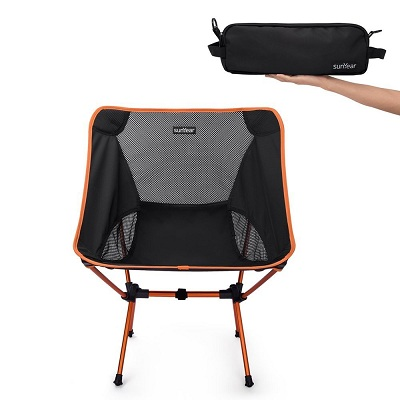 Foldable Camp Backpacking Chair