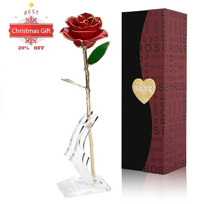 Red Gold Rose Cozime
