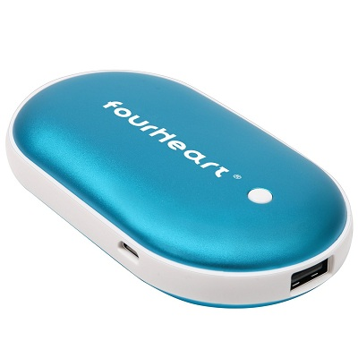 Rechargeable Hand Warmers FourHeart