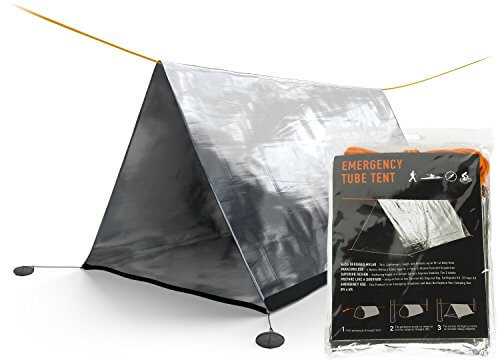 Survival X Emergency Shelter Tube Tent
