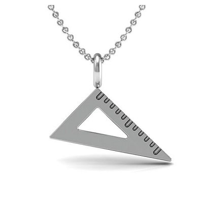 The Best Architect Necklace