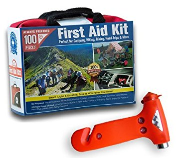 100-Piece First Aid Kit