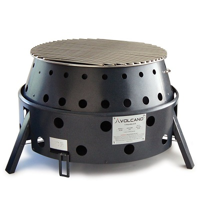 Volcano Grills Fire Pit