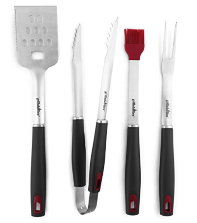 Grillaholics Grill Set