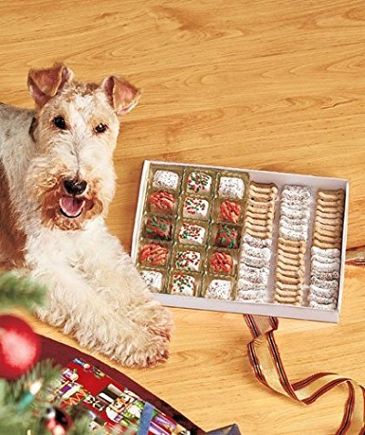 Dog Treats Gourmet Gift Box Lakeside Collection