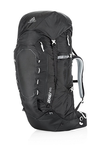 Gregory Denali 100 backpack for mountaineering