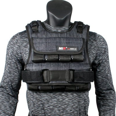 MiR Adjustable Weighted Vest