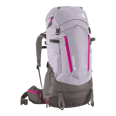 The North Face Terra 55 Backpacks for Women