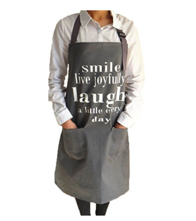 Cooking Apron Bibs with 2 Pockets