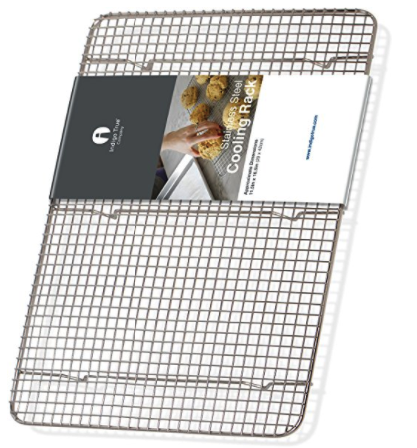 Cooling Rack Stainless Steel Half size