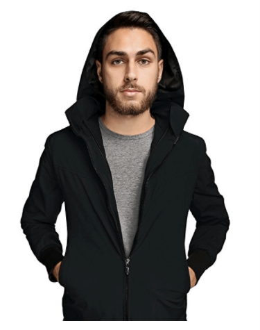 Joey Travel Jacket with Hidden Pockets