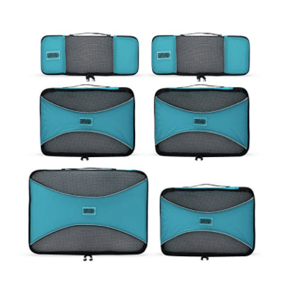 PRO Packing Cubes for Travel
