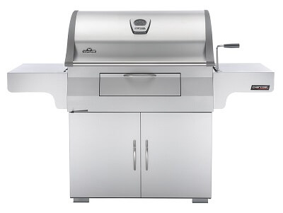 Napoleon's PRO605CSS Charcoal Grill