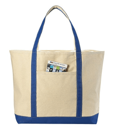 Handy Laundry's Canvas Tote Beach Bag