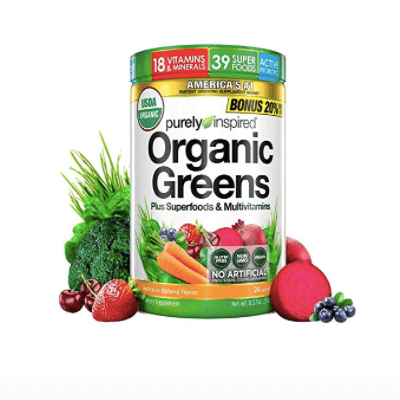 Purely Inspired's Super Greens Powder