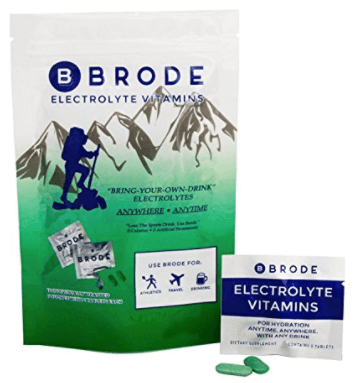 Brode's Electrolyte Vitamin