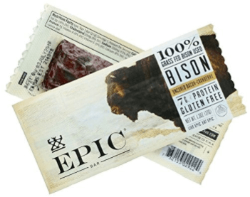 Epic All-Natural Meat Bar