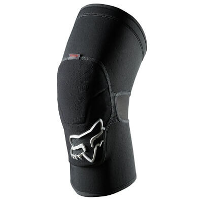 Fox Launch Enduro Knee Pads Large RED