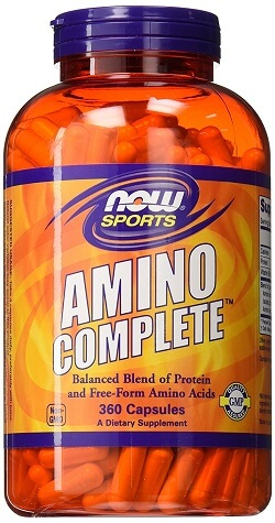 NOW Sports Amino Complete