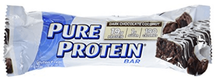 Pure Protein's High Protein Bar