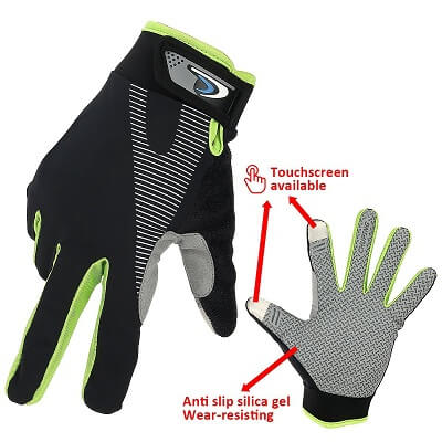 SiFree Dirt Gloves