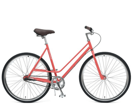 Critical Cycles Mixte 3-Speed City Coaster Commuter Bicycle