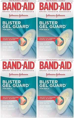 Band-Aid Brand Hydro Seal Adhesive Bandages for Wound Care and Blisters