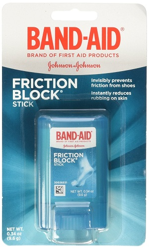 Band-Aid Friction Blister Block Stick