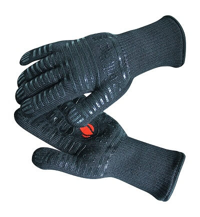 Grill Heat Aid & Gloves