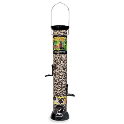 The Onyx Clever Clean Sunflower Tube Feeder