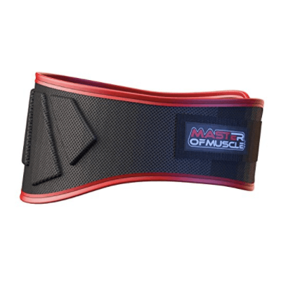 Master of Muscle Workout Weight Lifting Belt
