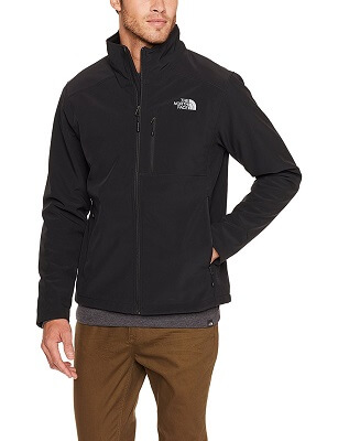 North Face Apex Bionic Soft Shell Jacket
