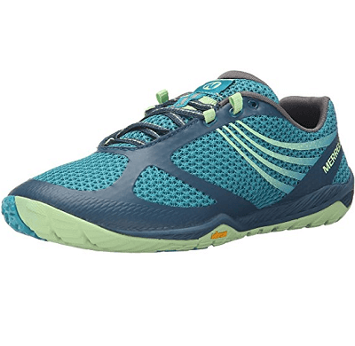 Merrell Pace Glove 3 zero drop running shoes with cushion