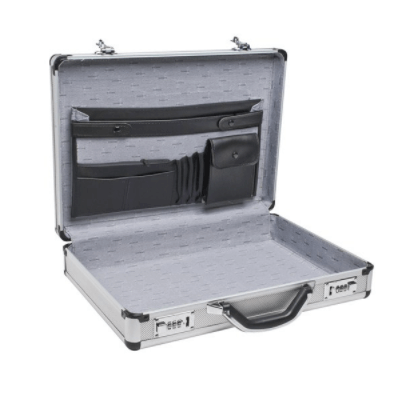 RoadPro Aluminum Briefcase