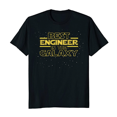 Best Engineer in the Galaxy T-Shirt