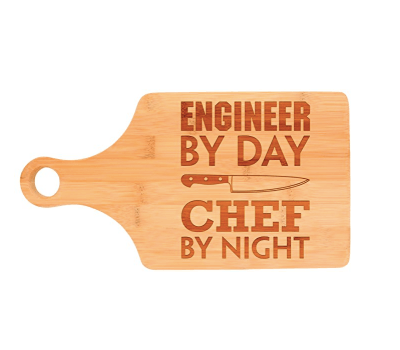 Gifts For Value Bamboo Cutting Board