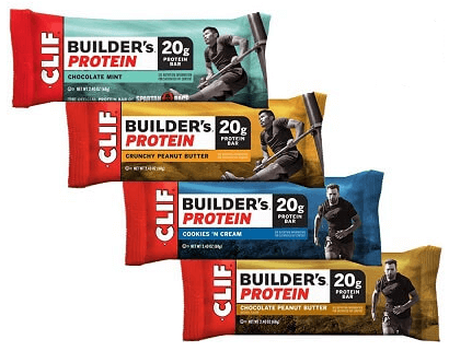 CLIF BUILDER'S Healthy proteins Bar