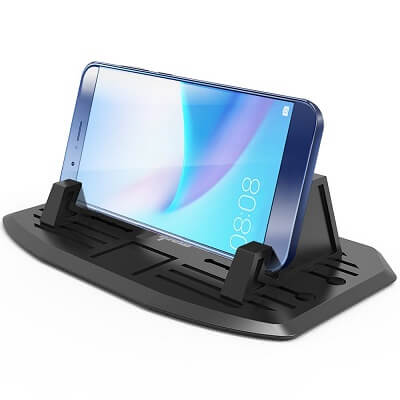 Hands-free Cell Phone Holder For Car