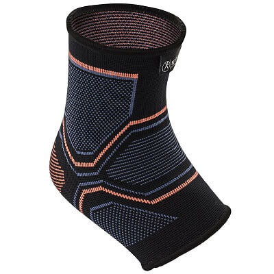 Kunto Fitness Ankle Brace Compression Support Sleeve Injury Recovery Joint Pain