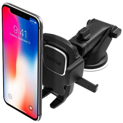 iOttie Easy One Touch 4 Air Vent Car Mount Phone Holder