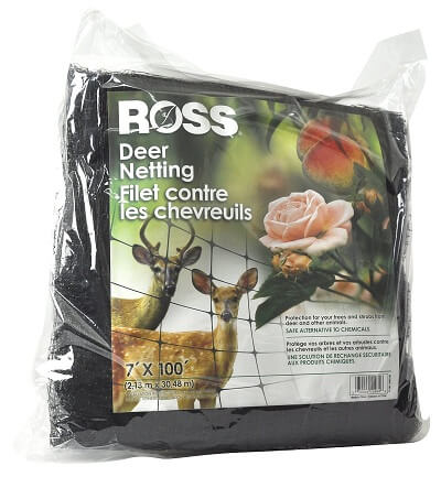 Ross Deer Netting and Fencing Reusable
