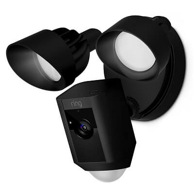 Ring Floodlight Camera Motion-Activated