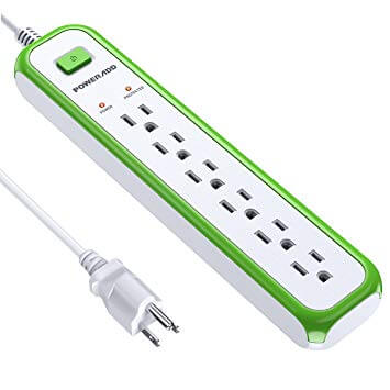 Poweradd 6 Outlets