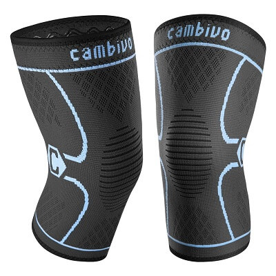 Cambivo 2pk Knee Support