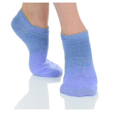 Great Soles Ombre, Sport, and Novelty Print Non Skid Socks