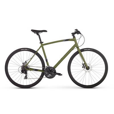 Raleigh Cadent 2 hybrid bicycles