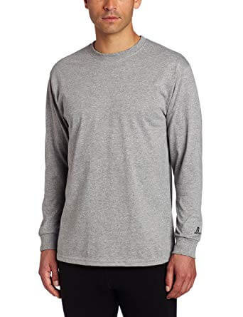 Russell Athletic Basic Cotton Long-Sleeve T-Shirt